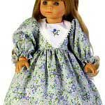 Doll Clothes Patterns - Free Sewing Patterns
