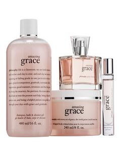 Philosophy Amazing Grace gift set  http://rstyle.me/n/tbs7epdpe