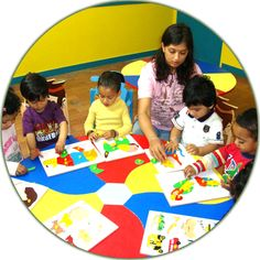 http://www.smallwonderzplayschool.com/ntt.html   The course offers extensive understanding about Day-care facility, child psychology and child care health. It also gives in-depth details about educational system, mechanics of school functioning, knowledge about the society, environment science, Splash Pool, physical education, primary health child psychology and care.