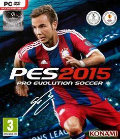 Download Game PES Pro Evolution Soccer 2015 Terbaru Gratis Full Version