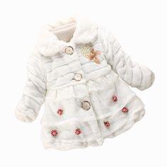 $9.64 (Buy here: https://alitems.com/g/1e8d114494ebda23ff8b16525dc3e8/?i=5&ulp=https%3A%2F%2Fwww.aliexpress.com%2Fitem%2FWinter-Autumn-Flower-Clothes-Girls-High-Quality-Jacket-Children-Cute-Coat-Lace-Baby-Outerwear%2F32737020617.html ) Winter Autumn Flower Clothes Girls High Quality Jacket Children Cute Coat Lace Baby Outerwear for just $9.64