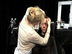 Skin Illustrator Glazing Gels Part 3 Instructional Video. Making a black eye