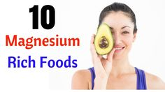 10 Magnesium Rich Foods  That are Super Healthy   Foods High in Magnesium