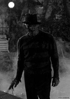 Nightmare on Elm Street. #horror #movie