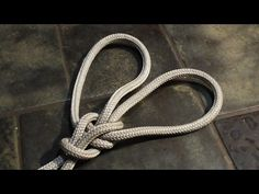 Learn The Double Lineman's Loop - WhyKnot - YouTube