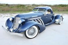 Amazing. Wow...this is an eyecatcher!!!! Speedster Auburn 2010 Replica for sale on www.kitcars4sale.com
