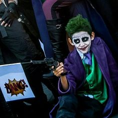 Joker romics 2015