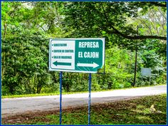 """Centro Turístico """"El Cajón"""", Santa Cruz de Yojoa, #HONDURAS."""