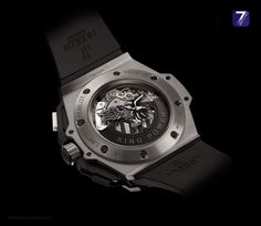HUBLOT – KING POWER Besiktas Carbon Fiber Limited Edition