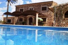 Villa Elisenda, Campos, Mallorca  #VillaMallorca