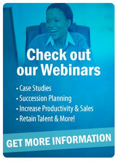 Check out our Webinars