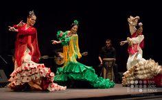 6 Zapatos - Jueves Flamencos Cajasol - Soraya Clavijo & Mercedes de Cordoba & Lucia La Pinona