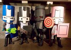 1000 images about castle crashers on pinterest castle - Castle crashers anime ...
