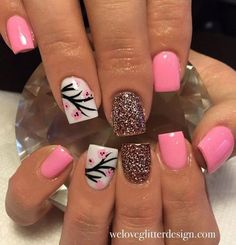 nails summer colors 2017, Check out the lovable, quirky, cute and exceedingly precise summer nail art designs that are inspiring the freshest summer nail art tendencies and inspiring the most well liked summer nail art trends!