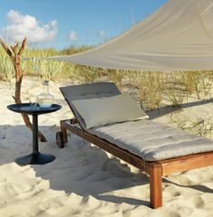 Beach relaxation in style with IKEA summer products.