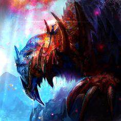 [Original] Dragonrider by Scyrina.deviantart.com on @DeviantArt