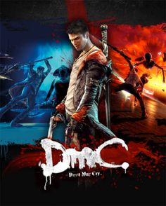 Jesus wept, Devil May Cry, challenging game Video Game Movies, Video Game Art, Video Games, Geek Games, Fun Games, Dante Devil May Cry, Hack And Slash, Dmc 5, Dark Pictures