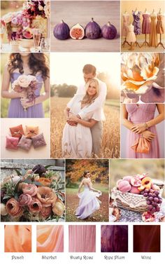 I Made Some More Inspiration Boards for Your Viewing Pleasure!! Whatcha Think? - Weddingbee | Page 19