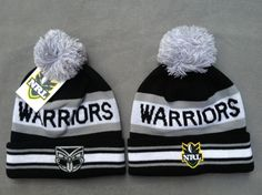 NRL Knit Hats 018 WARRIORS Beanies Hats 8101! Only $7.90USD