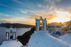 Sunset Oia by Arturo Paulino on 500px