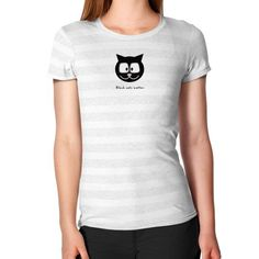 Black Cats T-Shirt - Womens