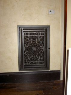 Decorative Vent Covers | Cold Air Return Vent Covers: Fancy Vents - Photo Gallery Collection — FancyVents - Decorative Vents