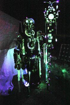 #technoshaman #glowshaman #shaman #shamanism #technoshamanism #mystic #enki #progenitor #staff
