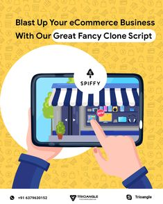 One of the Best Fancy Clone Script from Trioangle. Which gives The Best profitable Business For New Startups.   #Trioangle #EcommerceWebsiteDevelopment #EcommerceSoftware #OnlineShoppingSoftware #FancyClone #EcommerceScript Ecommerce Software, Startups, Script, Fancy, Good Things, Technology, Marketing, Business, Tech