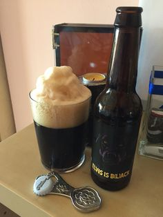 Elvis is Black Stout