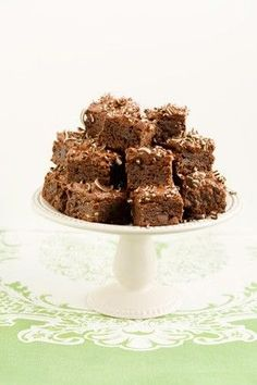 Paula Deen Network! Creme De Menthe Brownies http://www.pauladeen.com/recipes/recipe_view/creme_de_menthe_brownies