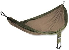 Fall camping gear > ENO Hammock for Camping, plus ten other luxury camping essentials.