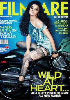 Recently the famous Bollywood magazine Film-fare choose Alia Bhatt for May months cover girl. Alia did a hot photo shoot for Film fare magazine. Check out Alia Bhatt's cool Pictures from that Photo-shoot. Bollywood Photos, Bollywood Actors, Bollywood Fashion, Bollywood Style, Indian Actresses, Actors & Actresses, Alia Bhatt Photoshoot, Aalia Bhatt, Beautiful Indian Actress