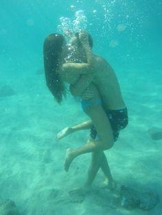 Summer diving