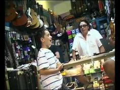 Boy's Pitch-Perfect Performance Stuns Guitar Shop Owner   Jesus Loves You