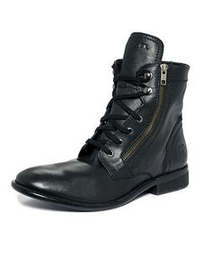 Diesel Shoes, Miliboot Boots. This looks so awesome. Gonna buy someday.