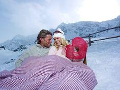 Winter mit Herz im Ahrntal in Südtirol