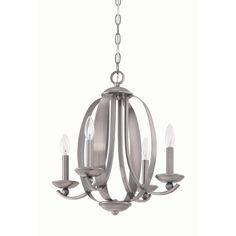 Craftmade Brands Jeremiah Lighting 37024 An 4 Light Chandelier