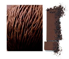 Yves Rocher Single Eyeshadow/ Mono couleur poudre Brun café (29260) #YvesRocherDaysCanada #MakeupDaysYR