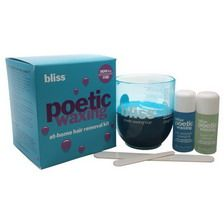 Bliss Poetic Waxing At-Home Hair Removal 5 Piece Kit