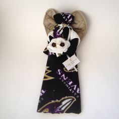 Watching Angel™ - 367 - Baltimore Ravens by EveryThingPineCone on Etsy