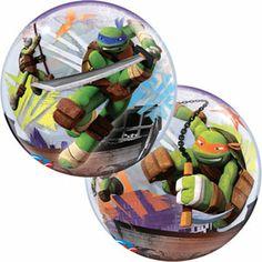 """Ninja Turtles 22"""" Bubble Balloon"""