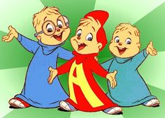 The Chipmunks... I loved the show and the movies!  My 4 year old son absolutely loves The Chipmunk Adventure!