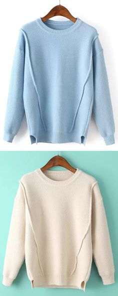 It's time to slip into something a little more comfortable. Fashion trend comes with the knitted sweater. Take some fall essential to your wardrobe at Cupshe.com !