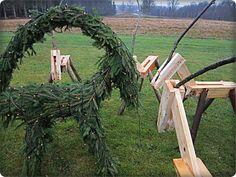 .Evas Kvarnaro: Jag är julbock varje jul ---- det tycker jag är kul.