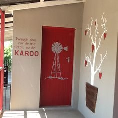 Wood Crafts, Diy And Crafts, Arts And Crafts, Afrikaanse Quotes, Diy Signs, Vinyl Art, Barn Doors, South Africa, Qoutes