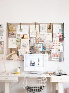"""inspiration board. ..BUT the whole blog goes on & on ... Even to row houses in Westmount, a familiar area, now I """"get"""" the prices !!"""