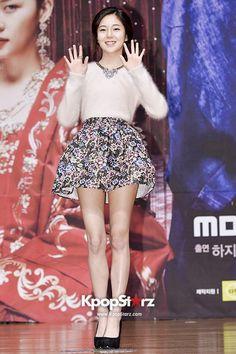'Empress Ki' - Baek Jin Hee