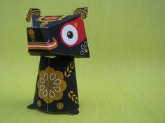 3eb bear custom Jagannatha black by Ivan Ricci kawaii style