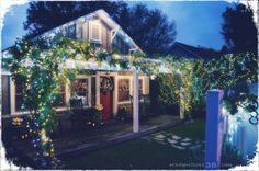 Twinkly Farmhouse