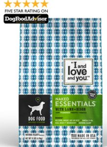 FREE I and Love and You Dog Food Sample on http://hunt4freebies.com